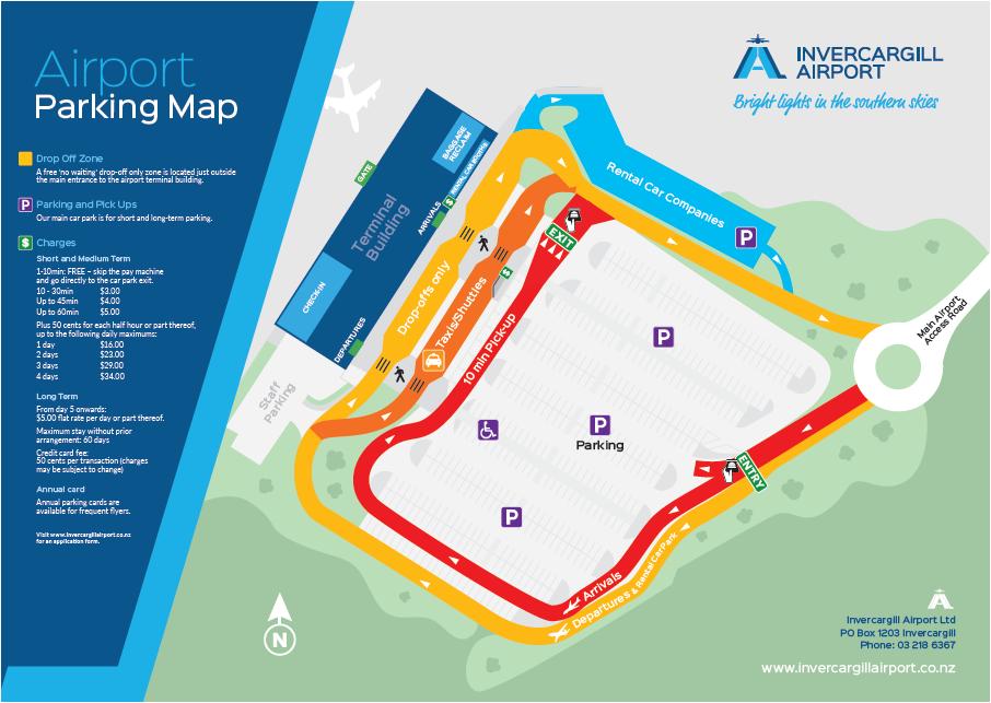 2016 Car Park Map
