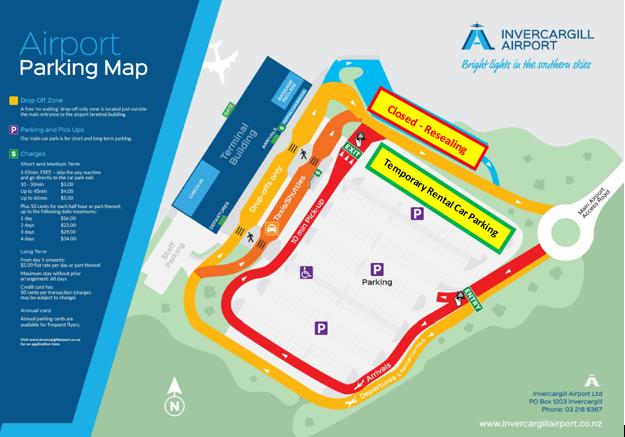 Car Rental Invercargill Airport